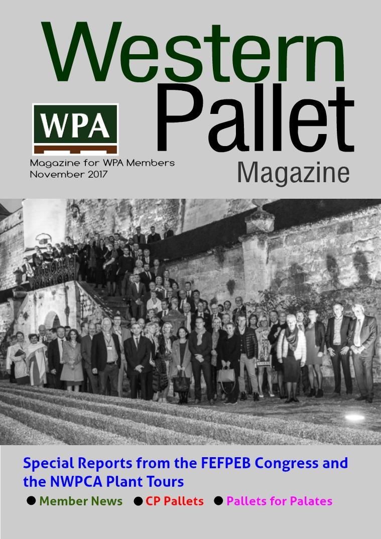 Western Pallet Magazine November 2017