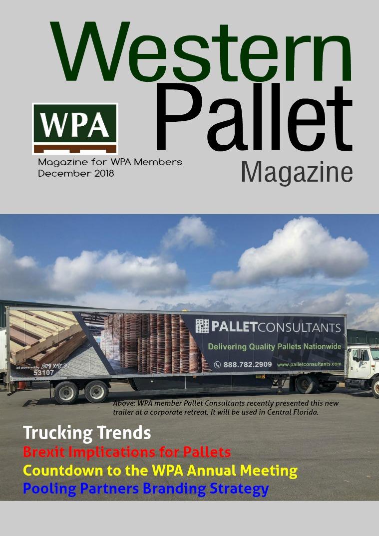 Western Pallet Magazine December 2018