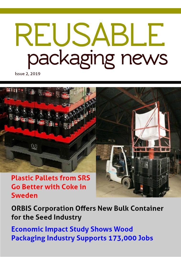 Reusable Packaging News No. 2, 2019