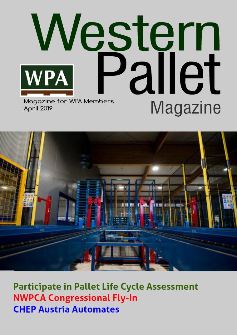 Western Pallet Magazine April 2019