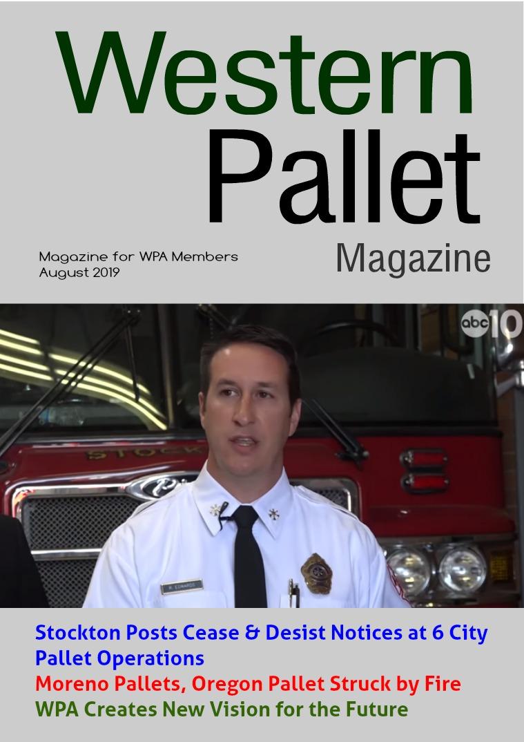Western Pallet Magazine August 2019