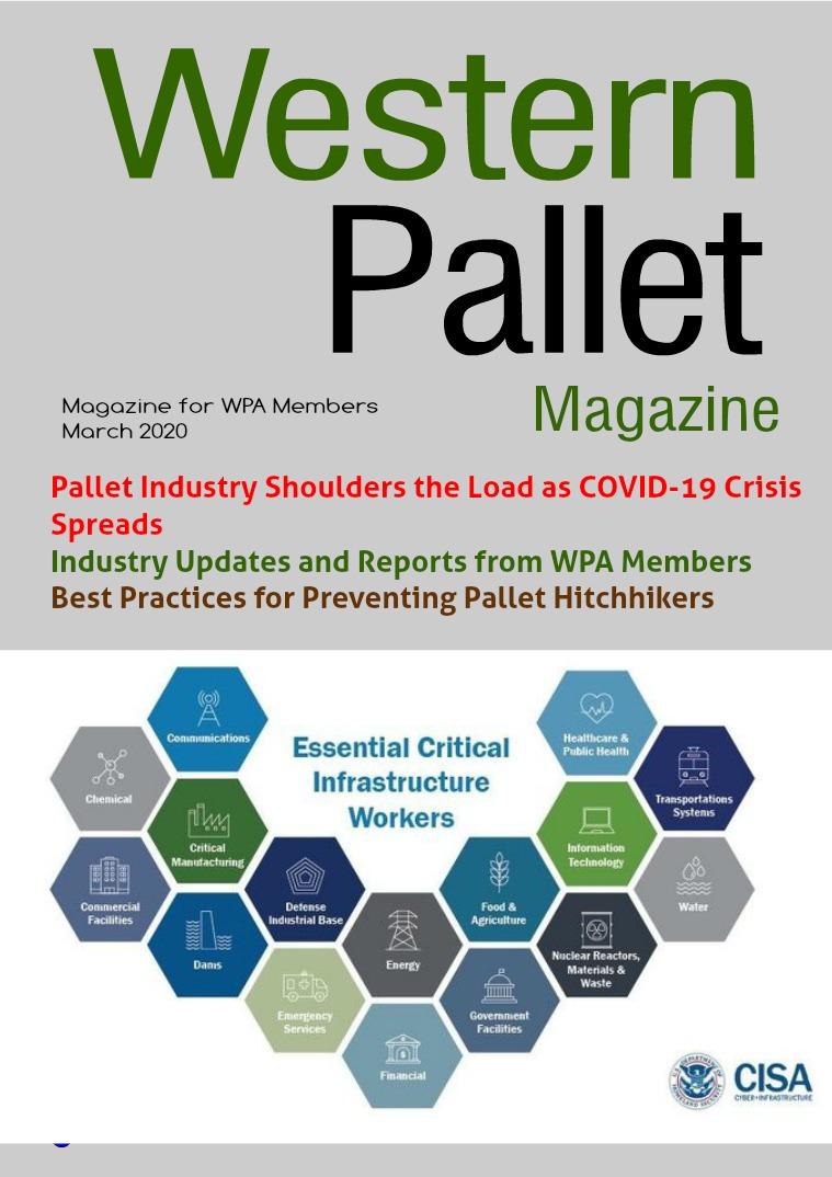 Western Pallet Magazine March 2020