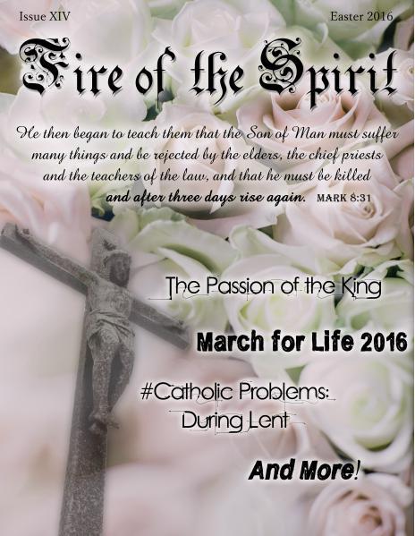 Fire of Spirit Magazine 12