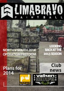 LimaBravo newsletter no.1 january. 2014
