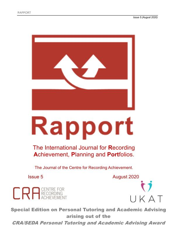 RAPPORT ISSUE 5