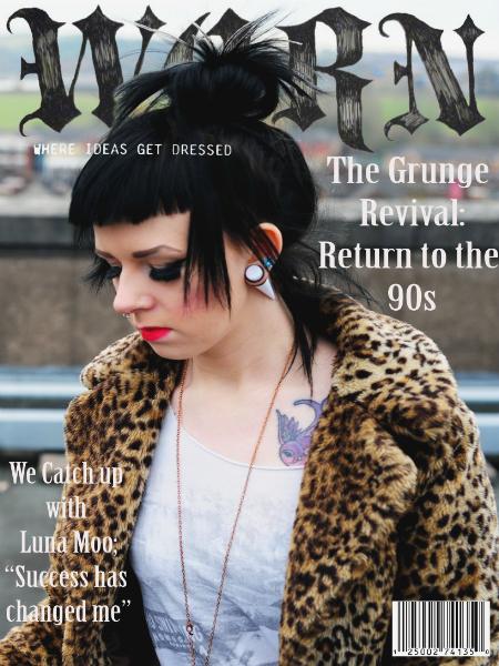 Worn- Grunge Fashion Dec. 2013