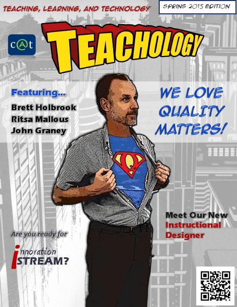 Teachology Spring 2015 Edition