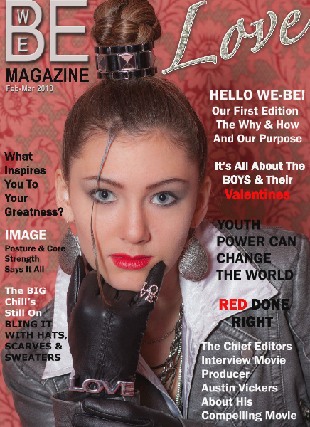 WE-BE MAGAZINE February/March 2013