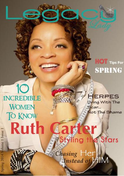 Legacy Lady Magazine Volume I Issue I