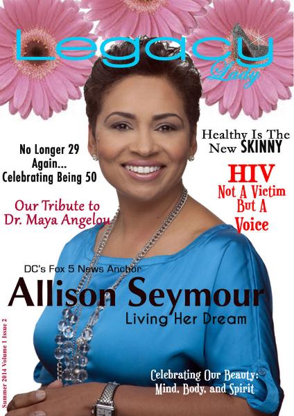 Legacy Lady Magazine Volume I Issue II