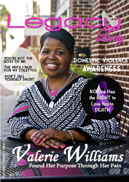 Legacy Lady Magazine Volume I Issue III