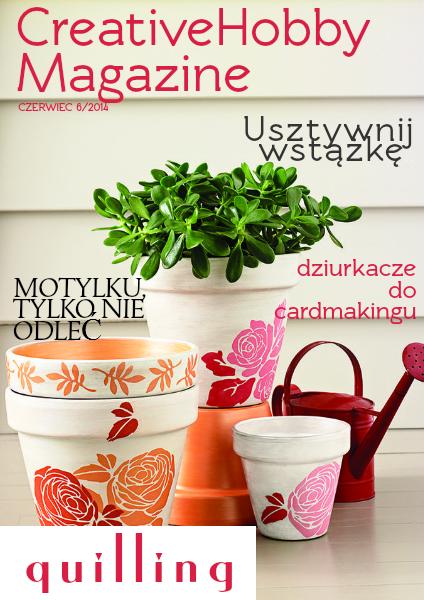 CreativeHobby Magazine 6/2014 CZERWIEC 06/2014