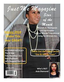 Just Me Magazine