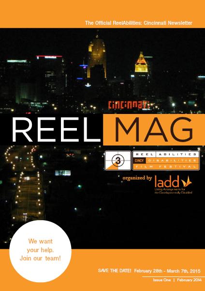 ReelAbilities: Cincinnati Issue One,  February 2014