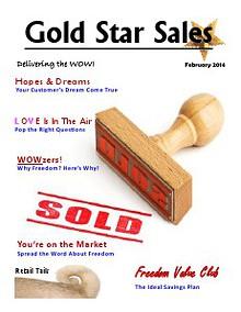 February Gold Star