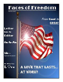 Faces of Freedom February 2014