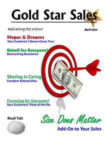 April Gold Star Edition