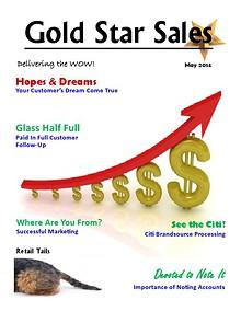 May Gold Star
