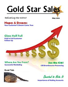 May Gold Star Edition
