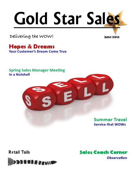 June Gold Star 1