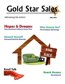 July Gold Star