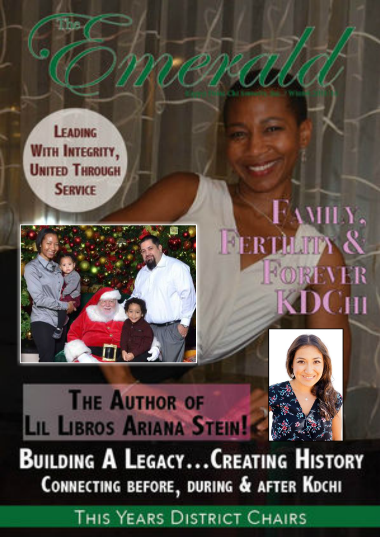 The Emerald Newsletter | Kappa Delta Chi Sorority Winter 2015