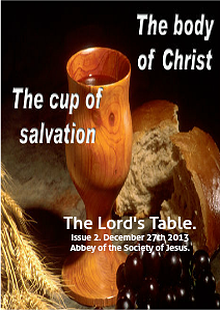 The Lord's Table.