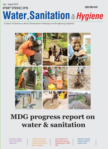 Africa Water, Sanitation & Hygiene July-August 2015 Vol. 10 No.4