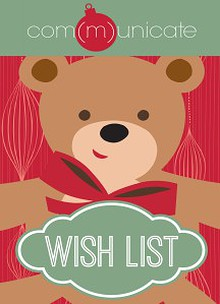 Com(m)unicate 2013 Holiday Edition