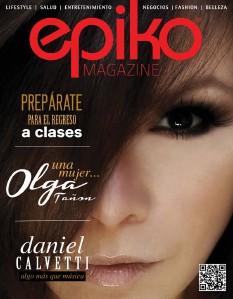 Epiko Magazine Agosto 2013