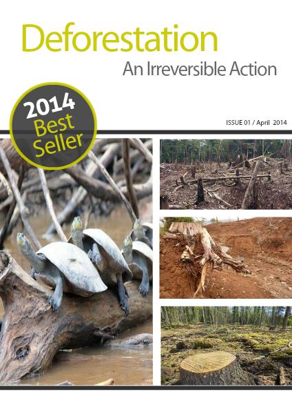 Deforestation - The Irreversible Action April 2014
