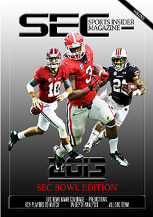 SEC Sports Insider Magazine