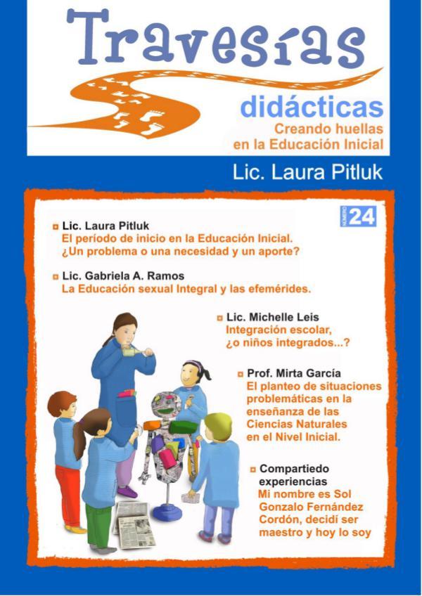 Revista Travesías Didácticas Nº 24 Nº 24