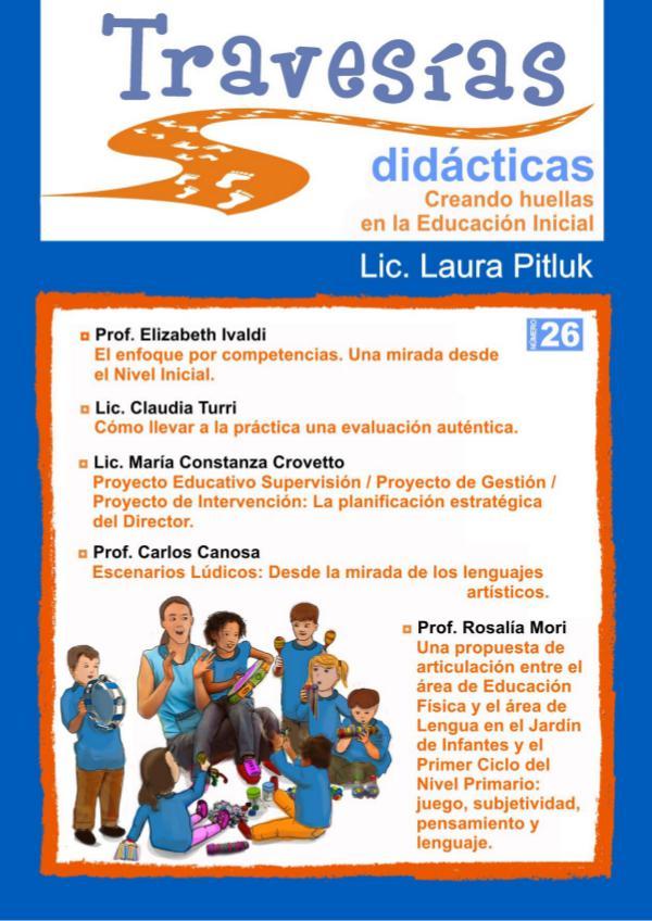 Revista Travesías didácticas Nº 26