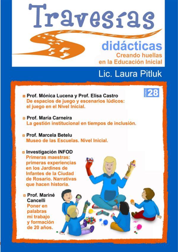 Revista Travesías didácticas Nº 28