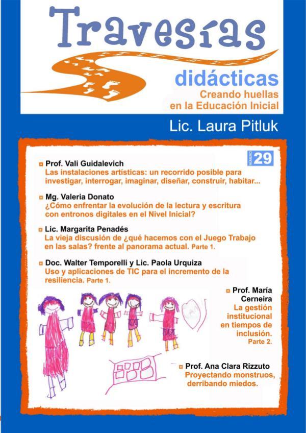 Revista Travesías didácticas Nº 29