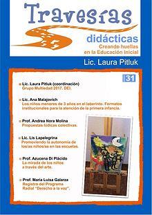 Revista Travesías Didácticas Nº 31