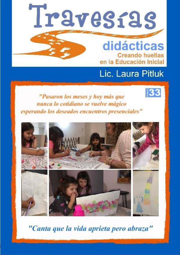 Revista Travesías didácticas Nº 33 Noviembre 2020