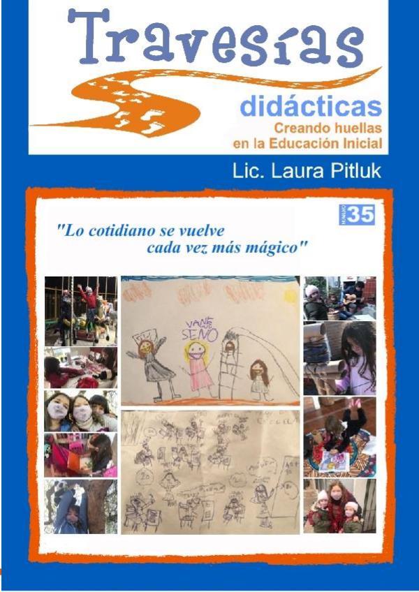 Revista Travesías didácticas Nº 35 - Julio 2021 Nº 35 - Julio 2021