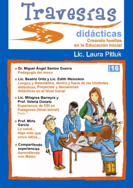 Revista Travesías didácticas Nº 16 Nº 16 • Septiembre 2014