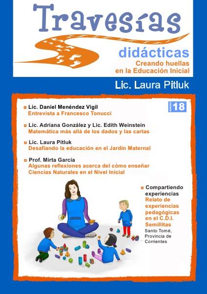 Revista Travesías Didácticas Nº 18 Nº 18 • MARZO 2015