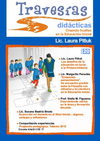 Revista Travesias Didacticas Nº 20