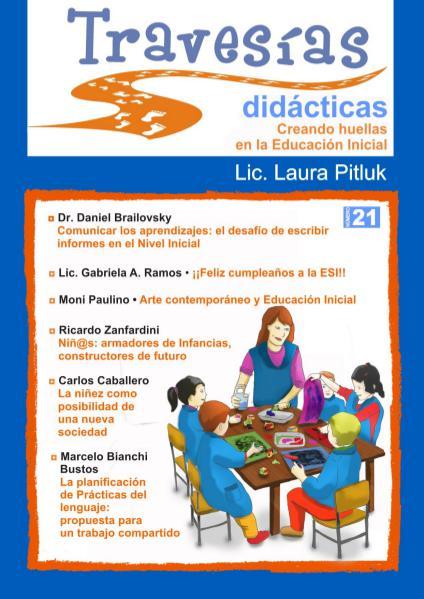Revista Travesías didácticas Nº 21