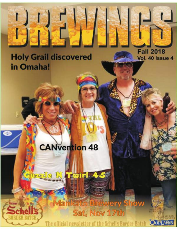 Brewings Vol. 40 Issue 4