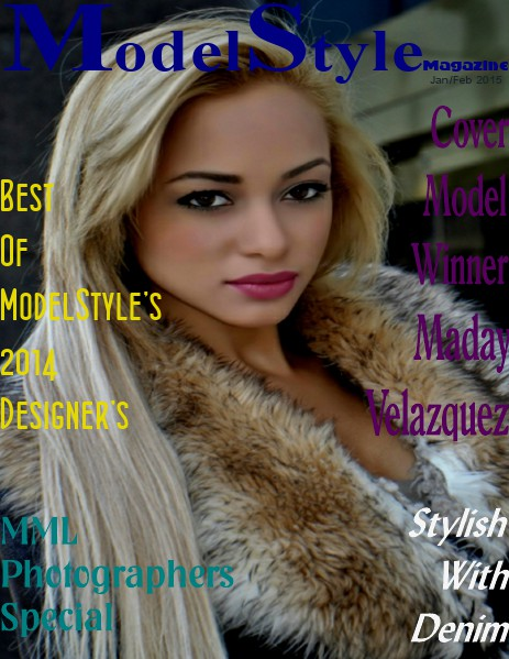 ModelStyle Magazine Jan/Feb 2015