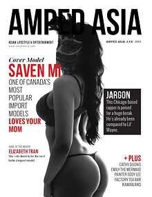 Amped Asia Magazine