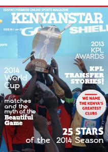 Kenyanstar 2013 Review Jan 2014