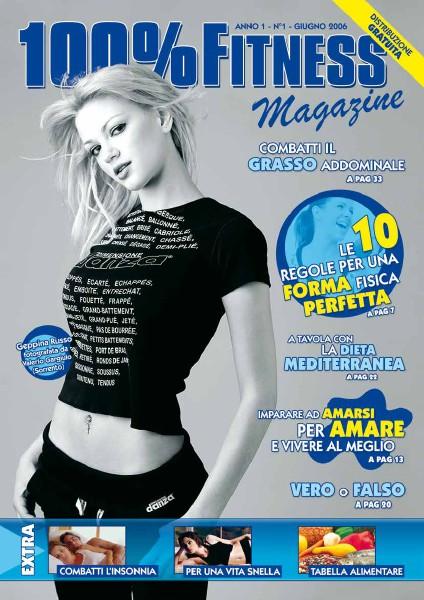 100% Fitness Mag - Anno 0 Giugno 2006