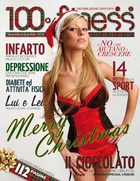 100% Fitness Mag - Anno IV Novembre/Dicembre 2010