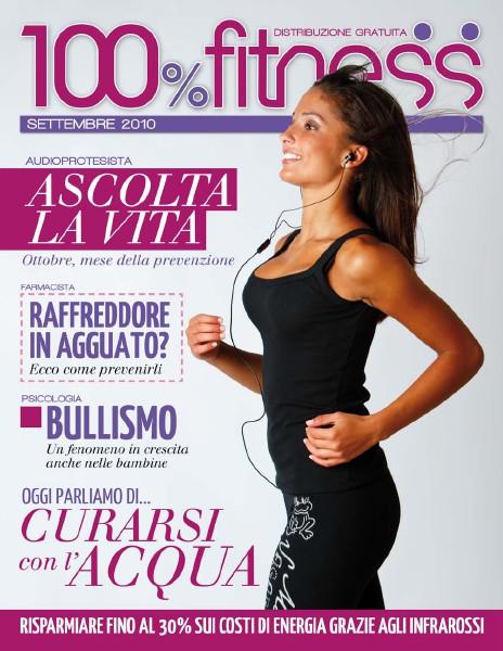 100% Fitness Mag - Anno IV Settembre 2010